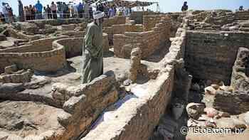 A nova Pompeia do Egito - ISTOÉ Independente - Istoe
