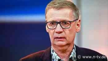"""TV-Star weiter in Isolation: Jauch: """"Viruswerte sind schlecht bei mir"""""""