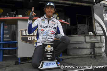 Dreams come true for Daisuke Aoki with Douglas Lake win