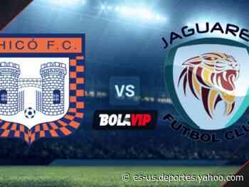 CÓMO VER ONLINE Boyacá Chicó vs. Jaguares Córdoba por la Liga Betplay - Yahoo Deportes