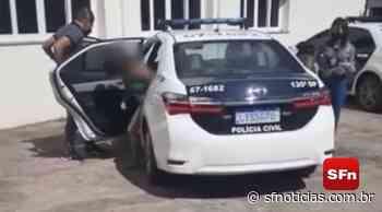 Polícia Civil de Itaocara cumpre mais um mandado por tráfico de drogas - SF Notícias