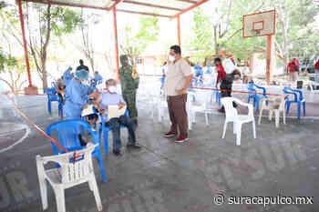 Disminuye la afluencia para la vacunación en Tixtla y Chilpancingo - El Sur de Acapulco