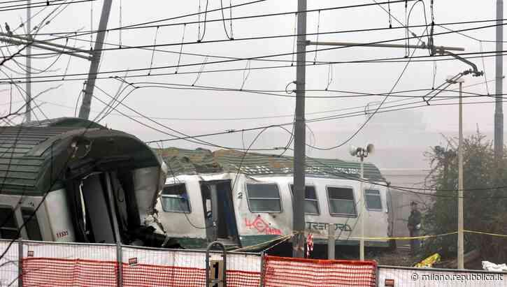 """Treno deragliato a Pioltello, chiesto processo per manager e dipendenti Rfi e per la società: """"Scarsa manu... - La Repubblica"""