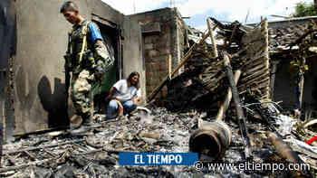 La historia del pueblo que sufrió 248 ataques de Farc y sigue en pie - ElTiempo.com