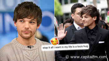 Louis Tomlinson Hugs His Fans Like 'His Children' Says Body Language Specialist - Capital