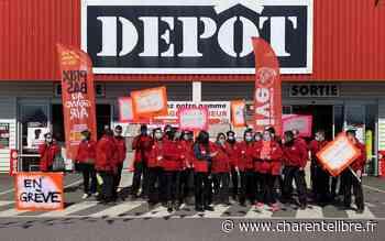 Champniers: Brico Dépôt débraye pour les salaires et les primes - Charente Libre