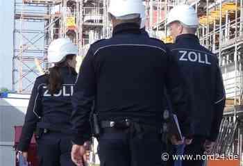 Zoll kontrolliert in Schiffdorf und Loxstedt - Nord24