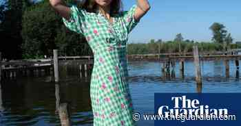 Get into gingham: alfresco-friendly looks – in pictures