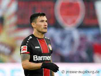 Charles Aránguiz verlängert bei Bayer Leverkusen   Presse Augsburg - Presse Augsburg
