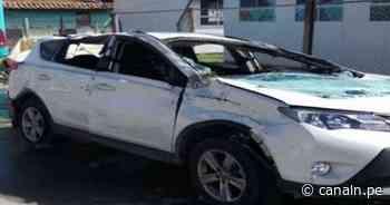 Un fallecido y dos heridos dejó accidente en la vía Huaraz-Pativilca - canaln.pe