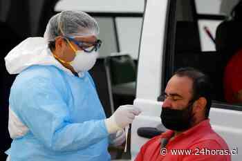 Informe Epidemiológico coronavirus casos activos Ministerio de Salud - 24 Horas Data - 24horas - 24Horas.cl