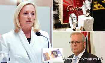 Australia Post supporters of Christine Holgate ask what happened to $5 notes sent to Scott Morrison