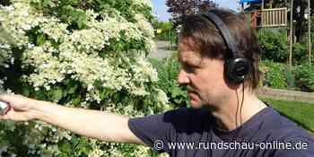 """Zeitreise zum Zuhören: Bellingrother arbeitet an """"Audio-Geografie"""" von Engelskirchen - Kölnische Rundschau"""