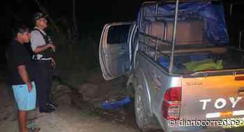 Recuperan camioneta robada en San Pedro de Putina Punco (FOTOS) - Diario Correo