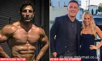 Bodybuilder pastor Rob Quatro claims he has a 'father-son' relationship with NRL star Sam Burgess