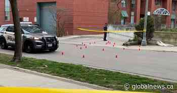 14-year-old taken to hospital after shooting in Toronto's west end: police