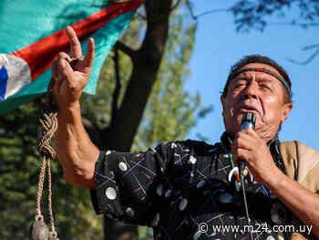 Entrevista a la activista Charrúa Monica Michelena - m24.com.uy