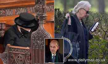 HMS support bubble: The 22 Royal household staff who will help the Queen through her grief