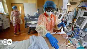 ++ Coronavirus hoy: el mundo supera los tres millones de muertos ++ - DW (Español)