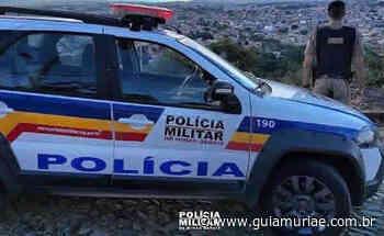 Adolescente é apreendido com moto roubada em Visconde do Rio Branco - Guia Muriaé