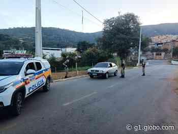 Quatro pessoas são detidas em Pitangui durante a Operação 'Bem Maior' - G1