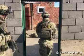 Russian FSB prevents terror act in Makhachkala - Armenpress.am