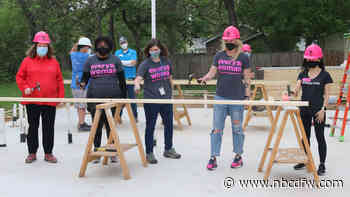 Dallas Area Habitat for Humanity Kicks Off Women Build
