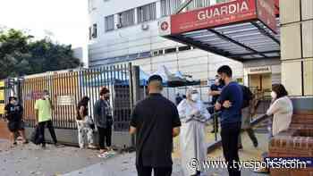 Reportan 19.119 casos de coronavirus en las últimas 24 horas - TyC Sports