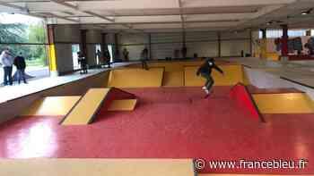 EN IMAGES - Le skatepark de Saint-Jean-de-Braye a ouvert ce samedi - France Bleu
