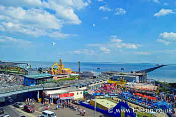Forget Cornwall – head to the seaside in Southend-on-Sea this summer with breaks for £65... - The Sun