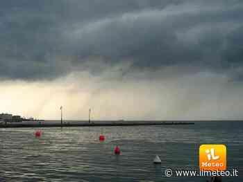 Meteo PORTO CERVO: oggi pioggia, Sabato 17 nubi sparse, Domenica 18 pioggia debole - iL Meteo