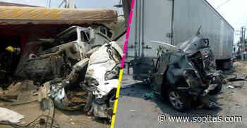 Fuerte accidente en Ocoyoacac deja al menos cuatro muertos y varios heridos - Sopitas.com