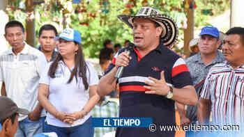 Ordenan reintegro de alcalde de San Andrés de Sotavento, Córdoba - El Tiempo