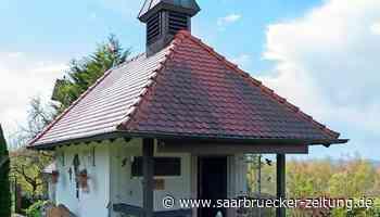 Christuskapelle in Eppelborn wurde am 3. Oktober 1996 eingeweiht. - Saarbrücker Zeitung