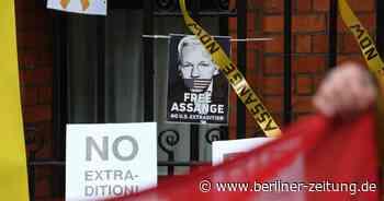 Freiheit für Julian Assange: Internationaler Appell an US-Präsident Joe Biden - Berliner Zeitung