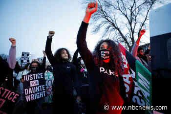 Police killing of Daunte Wright puts renewed focus on Minnesota town's racist past