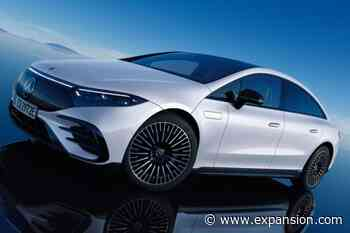 Mercedes inicia la ofensiva contra Tesla con un coche eléctrico de lujo - Expansión.com