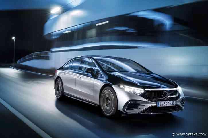 Mercedes-Benz EQS ya es una realidad: así es el vehículo de lujo para electrificar la Clase S - Xataka