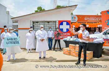 Hospital de Remolino será modernizado y uno nuevo para Sitionuevo - Hoy Diario del Magdalena