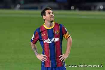 Barcelona players hint at Messi's departure after Copa del Rey victory