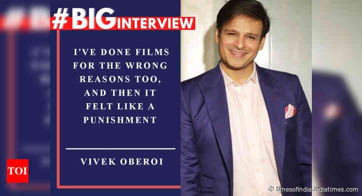 #BigInterview! Vivek on his Bollywood journey