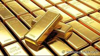 Gold imports rise by 22.58% to $34.6 bn in 2020-21