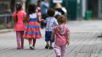 Daten aus Deutschland: Mehr als 720 Flüchtlingskinder verschwunden