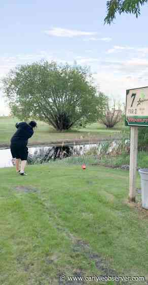 It's tee time at the Lampman Golf Course - The Observer