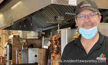 In a challenging time, a Carleton Place shawarma shop owner says thank you - Ottawa Valley News