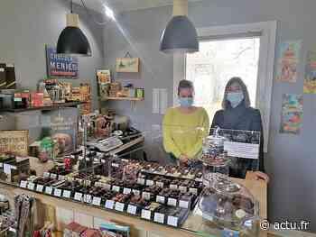 Découvrez les gourmandises de la nouvelle boutique Épices et Chocolat à Chessy - actu.fr