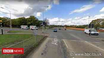 Arrest as biker 'assaulted' before crashing in Aldershot