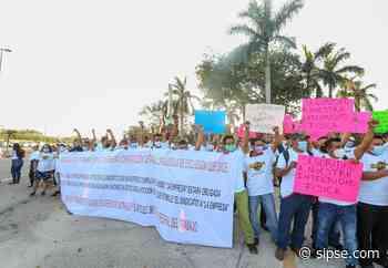 Playa del Carmen: Continúa pugna entre CROC y CTM por el Hard Rock - sipse.com