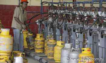 Tanque de gas licuado de 25 libras casi alcanza los 400 córdobas • VosTV - VosTV