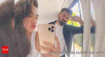 Athiya birthday wishes rumoured BF KL Rahul